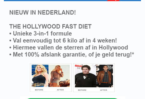 Hollywood Fast Diet
